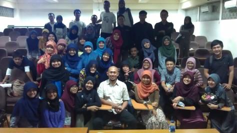 Pelatihan Trauma w/ dr.Anang Sp.EM dari PKU
